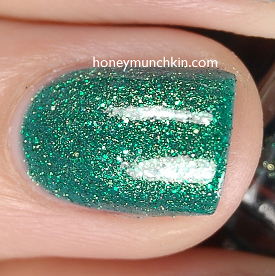 NYX - NPS184 Enchanted Forest from honeymunchkin.com