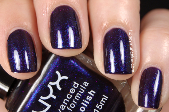 NYX - NPS205 Manhattan from honeymunchkin.com