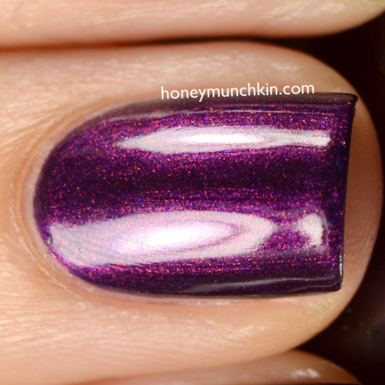 China Glaze - Let's Groove from honeymunchkin.com