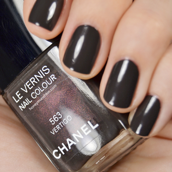 Chanel - 563 Vertigo from honeymunchkin.com