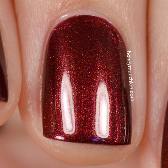China Glaze - Short and Sassy from honeymunchkin.com