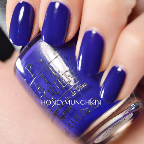 Swatch of OPI - OPI...Eurso Euro by honeymunchkin.com