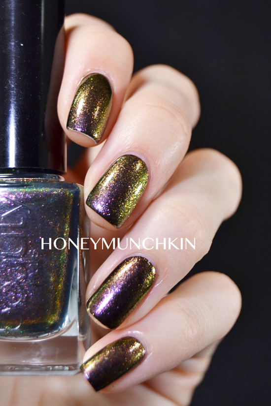 Swatch of Gina Tricot Beauty - 188 Million Chances by honeymunchkin.com