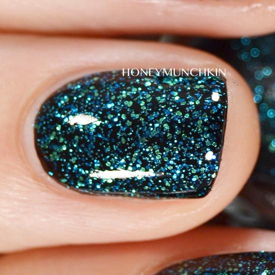 Swatch of H&M - Mermaid by honeymunchkin.com