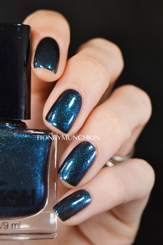 Swatch of H&M - Moonlight by honeymunchkin.com