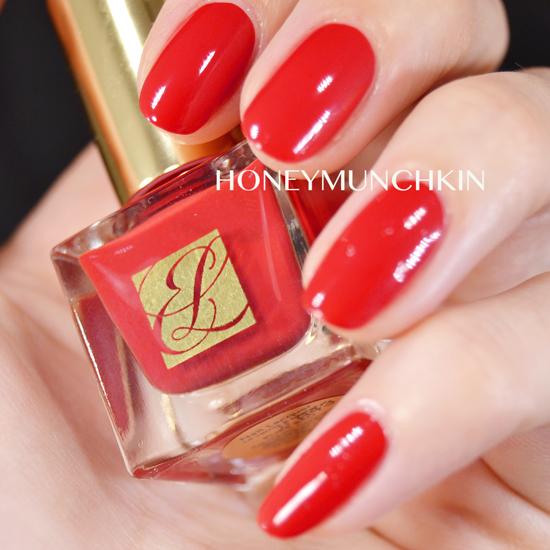 Estee Lauder - Pure Red by honeymunchkin.com