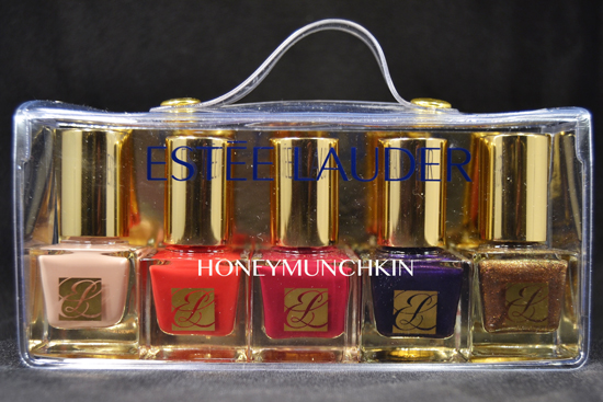Estee Lauder Travel Exclusive Collection by honeymunchkin.com