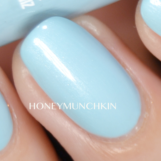 Mavala - 181 Blue Mint by honeymunchkin.com