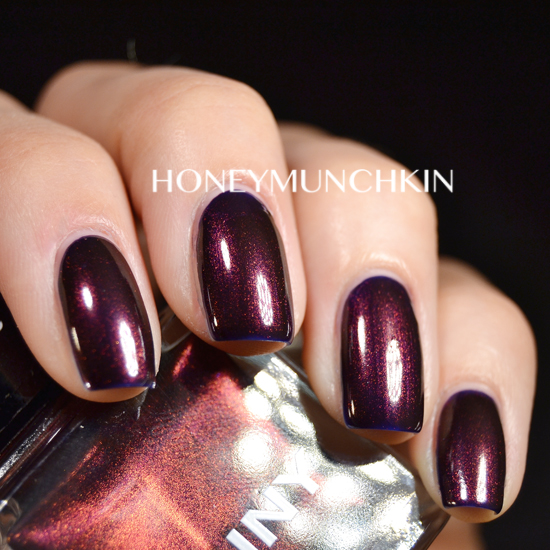 Swatch of ANNY - 047 The Answer is Love by honeymunchkin.com
