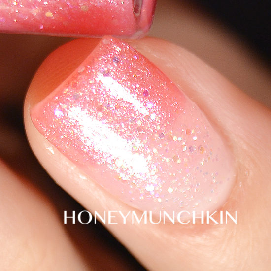 Kiss Gradation Polishes by honeymunchkin.com