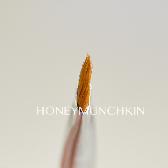 Review of i-Define small angled brush from Sammydress.com by honeymunchkin.com