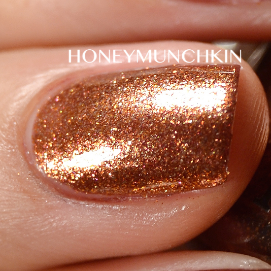 Swatch of OPI - Sprung by honeymunchkin.com