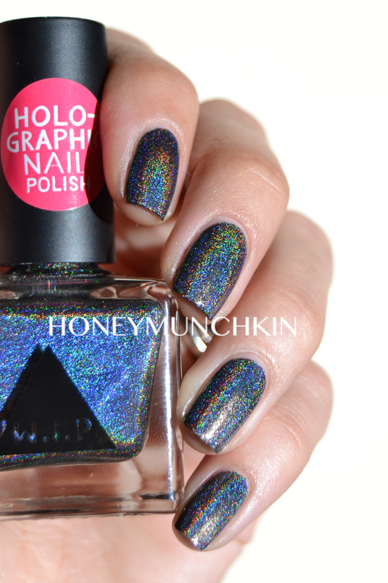 Swatch of W.I.P (Urban Outfitters) - Black Halo by honeymunchkin.com