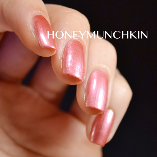 Swatch of OPI - Your Web or Mine? by honeymunchkin.com