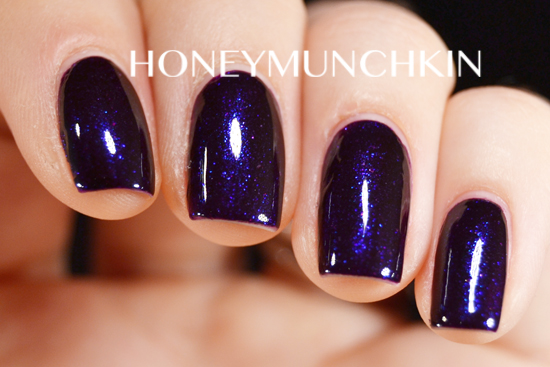 Swatch of MAC - Rain of Flowers by honeymunchkin.com