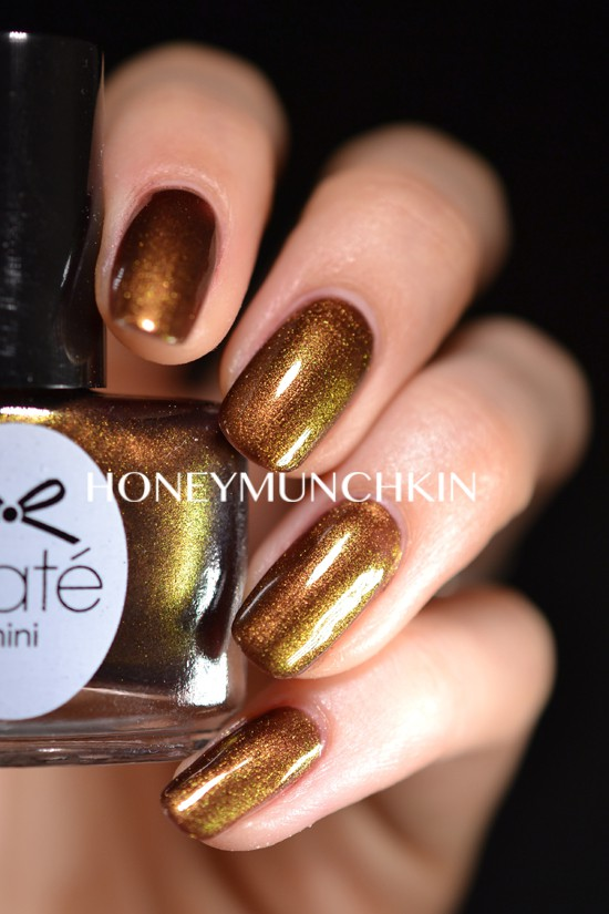 Swatch of Ciaté - PPM220 For the Frill of it by honeymunchkin.com