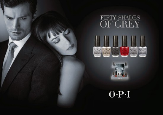 Swatches of OPI - 50 Shades of Grey Collection by honeymunchkin.com