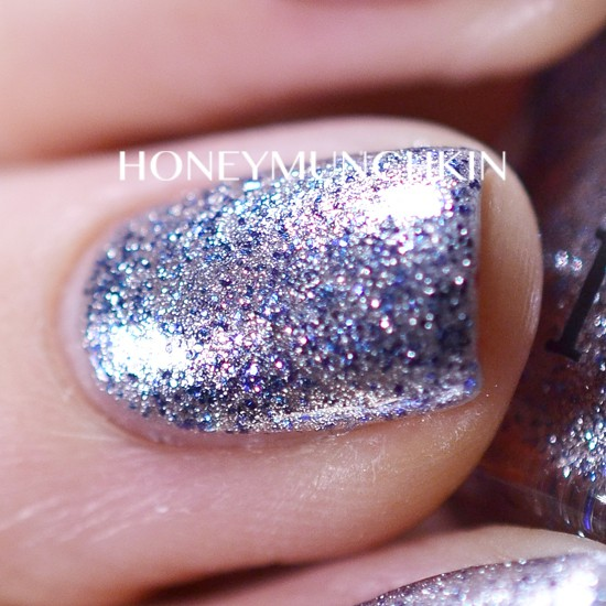 Swatch of OPI - Shine for Me from 50 Shades of Grey Collection by honeymunchkin.com